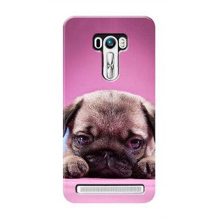 HACHI Dog Lovers Mobile Cover For Asus Zenfone Selfie ZD551KL