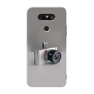 HACHI Cool Case Mobile Cover For LG G5