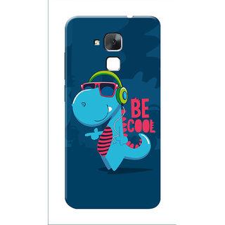 HACHI Be Cool Mobile Cover For Huawei Honor 5c :: Huawei Honor 7 Lite :: Huawei GT3