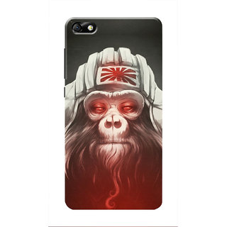 HACHI Cool Case Mobile Cover For Huawei Honor 4X :: Huawei Glory Play 4X