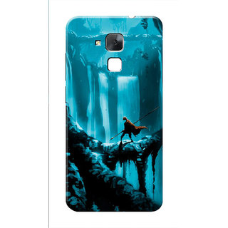 HACHI Cool Case Mobile Cover For Huawei Honor 5c :: Huawei Honor 7 Lite :: Huawei GT3
