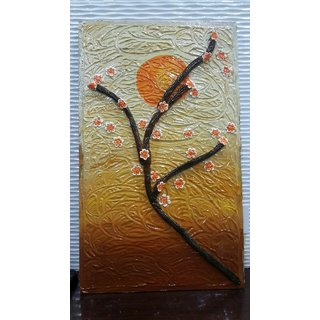 Guchi's Handmade Wall Painting