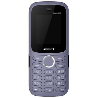 Zen Atom 102 Dual SIM Basic Phone