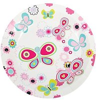 Funcart Funcart Flying Butterfly Theme 9 Disposable Pap