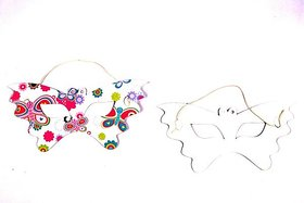 Funcart Funcart Flying Butterfly Theme Eye Mask (6 Pcs/