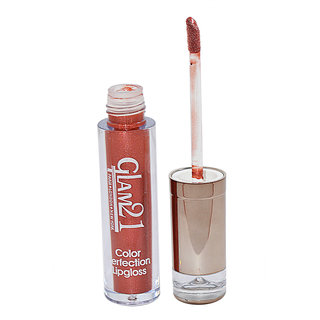 GLAM 21 COLOR PERFECTION LIP GLOSS  With Liner  Rubber Band -RHP-D2
