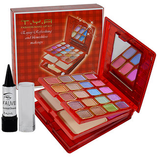 TYA Fashion Make Up Kit Free kajal-OPSO