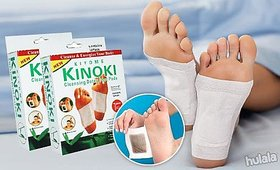 Kinoki Detox Foot Pads Patches 10 Pads