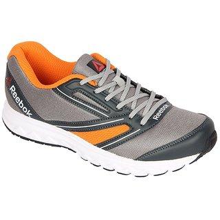 b487fa75a997 Buy REEBOK Men EXPLORE RUN Grey Running Shoes Online - Get 12% Off