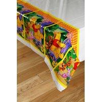 Funcart Winnie the Pooh theme plastic cover sheet (1 pc/pack)