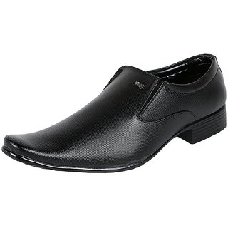 Men's Leather Look formal Shoes