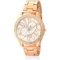 Botti Rose Gold Dial Analog Watch For Women BOT0024