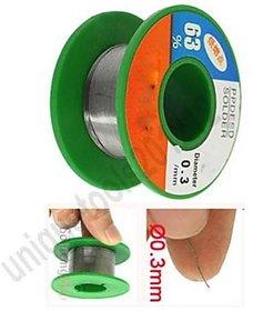 0.3mm Diameter Tin Lead  Flux Core Soldering Solder Wire