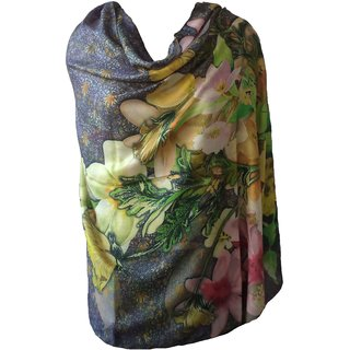 Fashion Digital Printed Scarfs & Stoles from VOSTRO # PI-VOS-03902