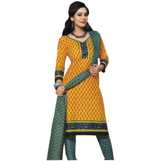 703887c48fa2 Kamal Designer Printed Dress Material Prices in India- Shopclues- Online  Shopping Store