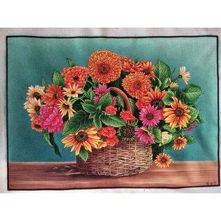 Kika Arts Flower Wall Painting At Best Prices Shopclues Online