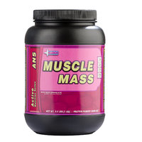 Kudos Nutritions - Muscle Mass - 2.2lbs (1kg) - Rich Mi
