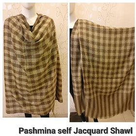 Pashmina with Embroidery Shawls And Stoles !! Stole size     75  200 cm