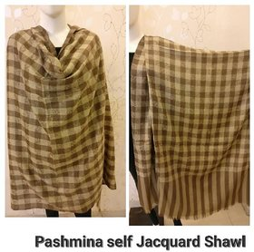 Pashmina with Embroidery Shawls size     75  200 cm