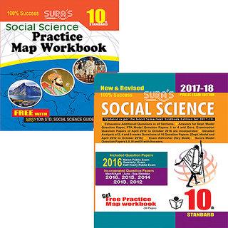 Buy 10th Standard Social Science Guide English Medium Tamilnadu