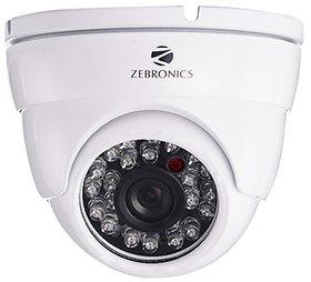 Zebronics Analog Dome Camera