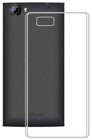 Samsung Galaxy S6 Edge Plus Back Cover Premium Quality Soft Transparent Silicon TPU Back Cover