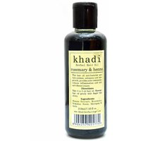 Khadi Rosemary  Heena Hair Oil 210ML
