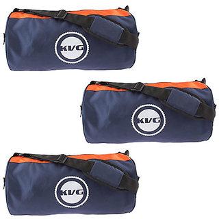 7efe5e9caa Buy KVG TRIO GYM BAG(GBDR119) Online - Get 75% Off
