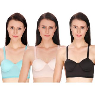 ea447893f4500 Buy Sizzlacious Six Back Straps Padded Bra Online - Get 50% Off