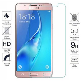 Samsung Galaxy J5 (2016) Tempered Glass Screen Protector