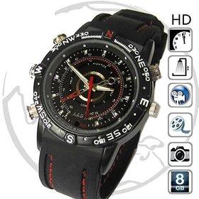 Sport Spy Watch Camera