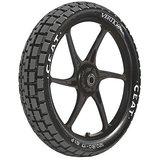 Ceat Vertigo Sport P100/90   17 Tubeless Bike Tyre, Rear