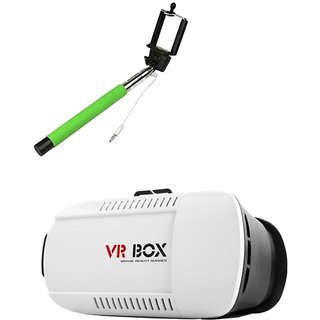IBS  glass 3D real VR-BOX virtual 3D screen for smartphone and iphone with 3d  screen