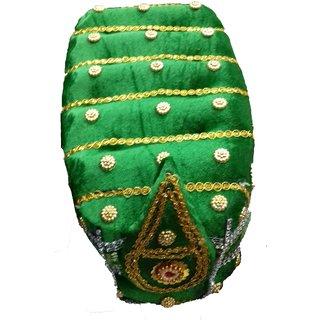 Akbar Mughal King Pagri Cap Fit To All