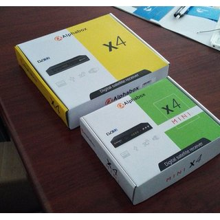 ALPHABOX X4 MINI FULL HD 1080P DVB S2