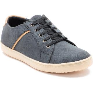 Randier Black Casual Shoes