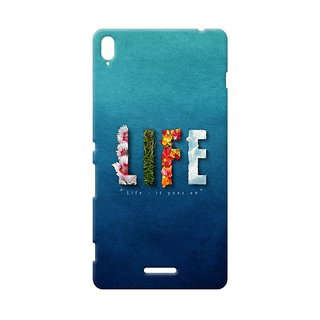 Cases  Cover, Designer Printed Back Cover For Sony Xperia T3 : By Kyra