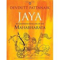 Shopperszones Jaya: An Illustrated Retelling Of The Mahabharata Paper Back Books