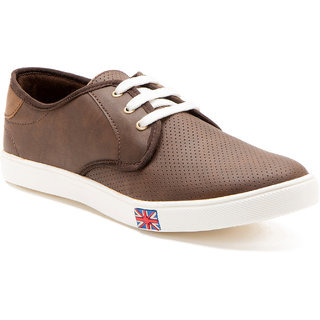 Randier Brown Casual Shoes