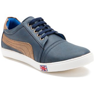Randier Blue Casual Shoes