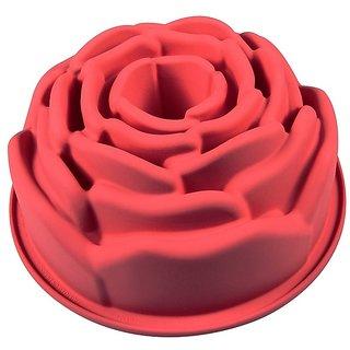 pavoni silicone rose mould 26 cm