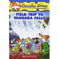 Shopperszones Geronimo Stilton #24 Field Trip To Niagara Falls Paper Back Books