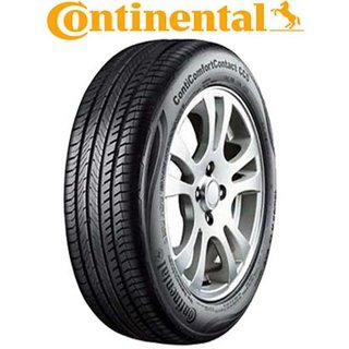 Continental ContiComfortContact 5 4 Wheeler Tyre  (155/80R13, Tube Less)