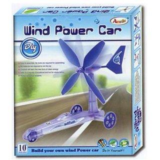 Annie Wind Power Car CODEuA-9455