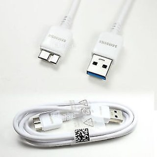 ORIGINAL Data Cable USB 3.0 for Samsung Galaxy Note 3 CODEUa-9285