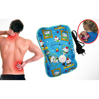 Electric Hot Water Bag/ Heating Pad, Gel based