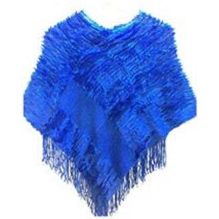 Shawl For Women Blue Colour