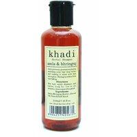 Khadi Amla  Bhringraj Shampoo 210ml