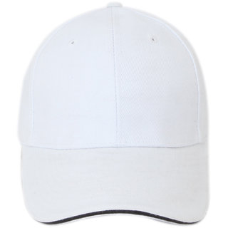 Buy ILU White caps for men mens womens Baseball cap Hip Hop snapback Cap  hiphop cap girls boys Online   ₹309 from ShopClues 497cf0c812d