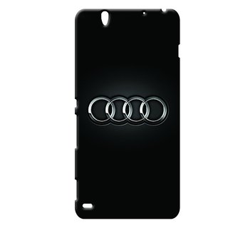 Cases  Cover, Designer Printed Back Cover For Sony Xperia C4 : By Kyra